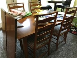 Stanley Mission Dining Room Table