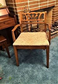 mid-century dining chairs
