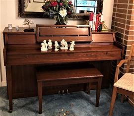 Whitney piano