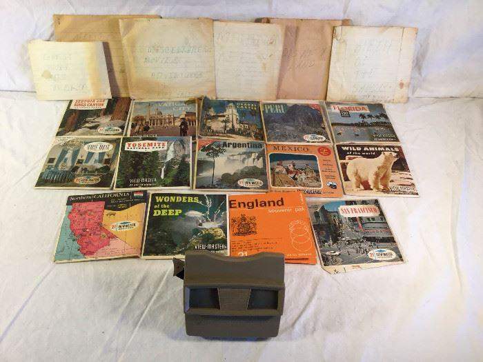 Vintage View-Master with Reels https://ctbids.com/#!/description/share/86963