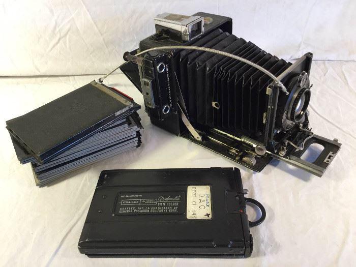 Vintage 1926 Linhof Munchen, German Camera https://ctbids.com/#!/description/share/86962