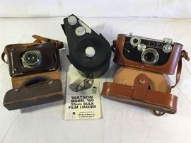 Vintage ARGUS Camera Lot https://ctbids.com/#!/description/share/86890