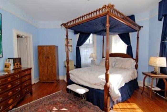 Henrys Room  Camellia Cottage BB