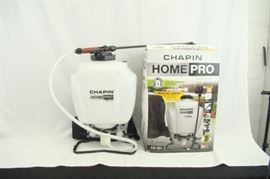 New Open Box Chapin Backpack Sprayer