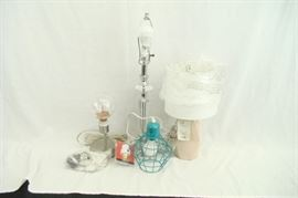 4 New Lamps and Accessories