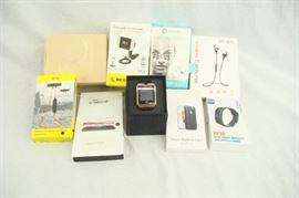 Lot of New In Box Smart Watch, Wireless Headphones, etc.