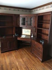 AspenHome Furniture Office Units