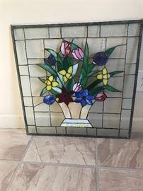 Stunning art glass