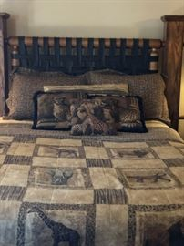 Queen size Bed $250.00