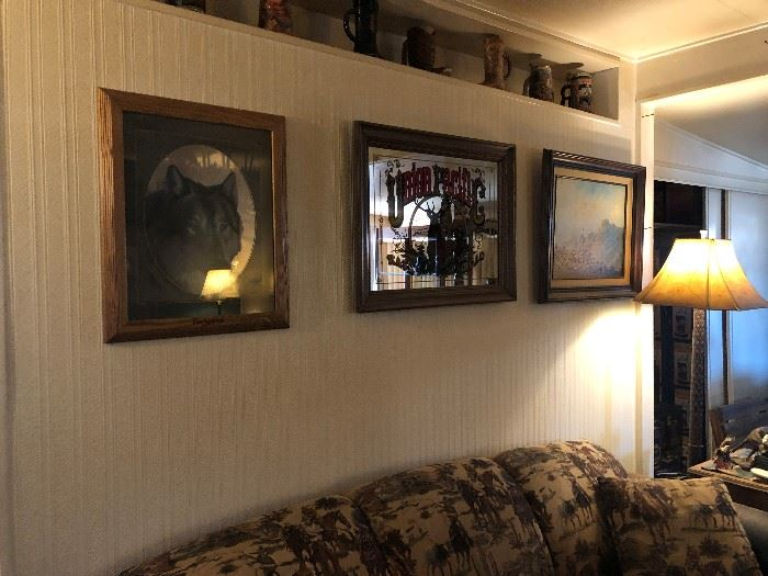 3 nice paintings $