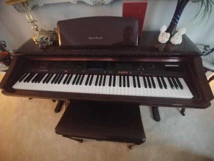 Technics electric piano excellent condition wonderful sound $400