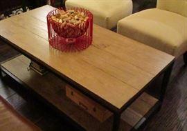 2 tier coffee table