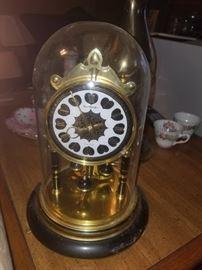 New Master 100 day anniversary clock