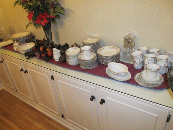 nice set of inexpensive china