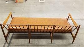 Mid Century Modern sofa by Shield Chair Co
