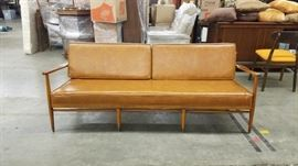 Mid Century Modern sofa by Shield Chair Co