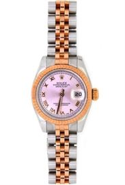 Rolex Lady's Two Tone