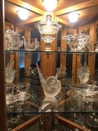 Lalique vase has sold!