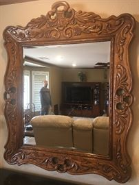 Mirror sale price $80.00