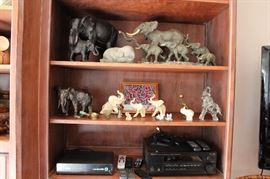 Elephant Collection, Pioneer Receiver