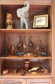 Giraffe Collection And More
