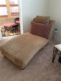 Comfortable chaise