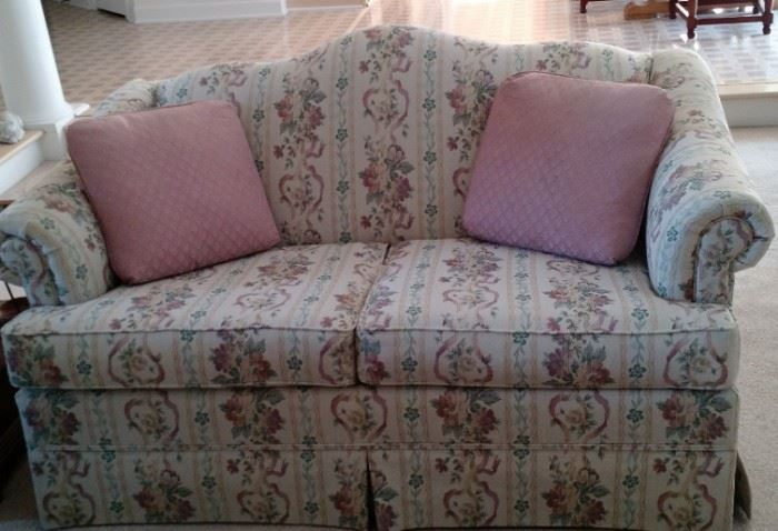 Matching Broyhill Loveseat