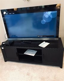 "Sony Bravia 60"" LCD Digital Color TV Like New"