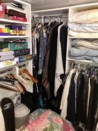 Men's & women's clothes