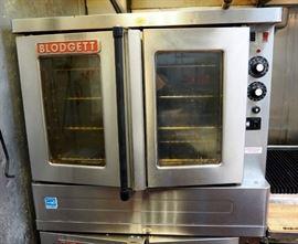 Blodgett Single Deck Electric Oven Model # SHO-100-E, 208VT, 3 Phase, 11KW