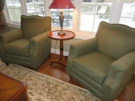 TYNDALL SIGNATURE CHAIRS WALTER E. SMITHE