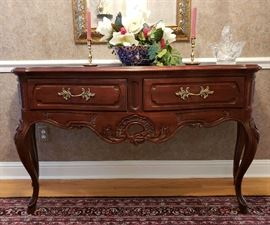 Beautiful Entry Table by Century