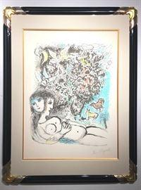 Marc Chagall Eve