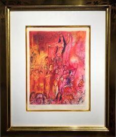 Marc Chagall Arabian Nights