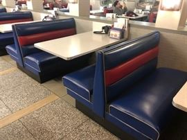 Lot of 2 60 Single Booths