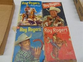 Assorted Roy Rogers