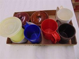 Cups, etc..