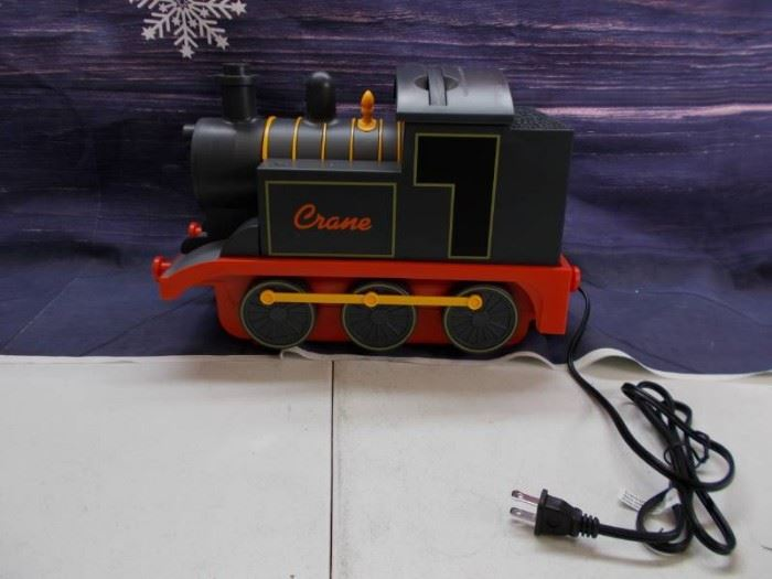 Crane Humidifier Train design