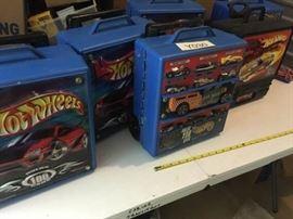 Whole Lotta Hot Wheels