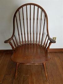 Windsor Chair by S. Bent https://ctbids.com/#!/description/share/86763