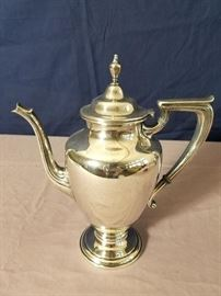 Sterling Silver Teapot https://ctbids.com/#!/description/share/85910