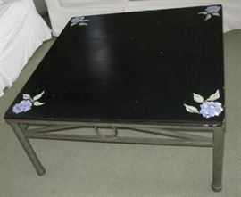 Cover for Glass Top Coffee Table