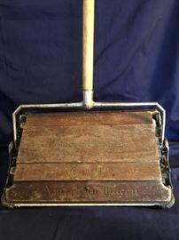 Antique Wood Bissel American