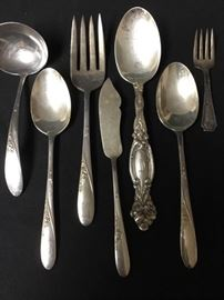 Misc Sterling Pieces