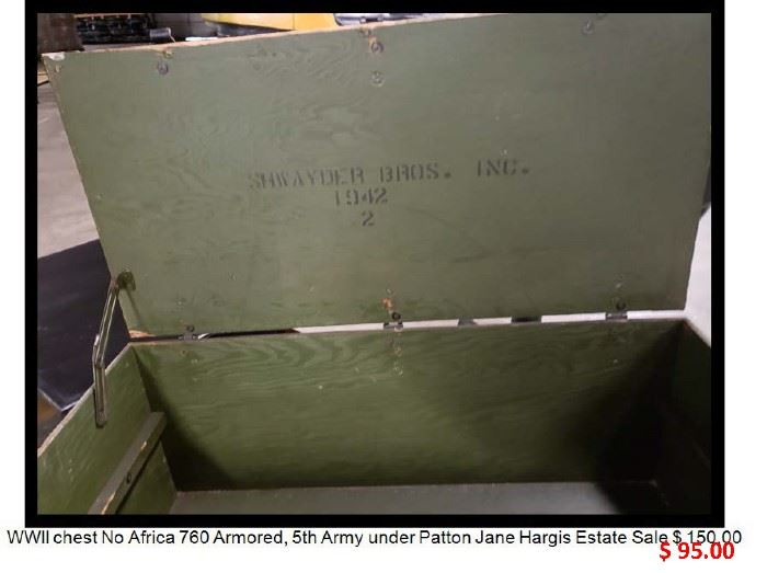 WWII Chest