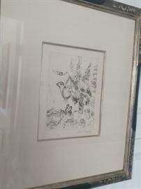 3. Marc Chagall