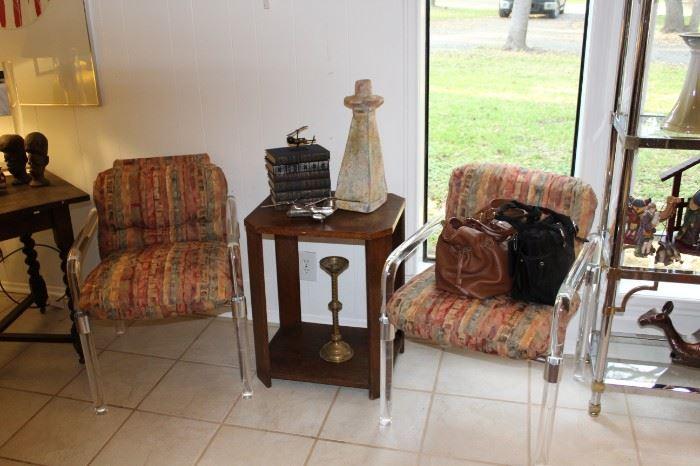 furniture acrylic chairs