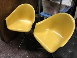 Hamilton Cosco Molded Chairs