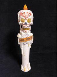 Negra Modelo Beer Tap Dia De Los Muertos