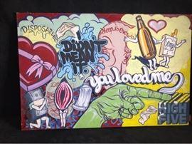 Zachary Rockstad Painting